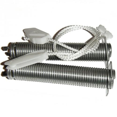 Charnière à ressort porte câble Lave-vaisselle Original Siemens 754867 Viva Bosch