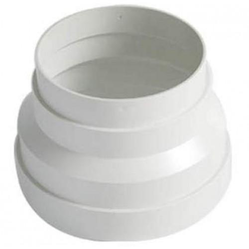 Pi ces d tach es hotte aspirante r ducteur plastique pour tuyau d - Tuyau evacuation hotte aspirante ...