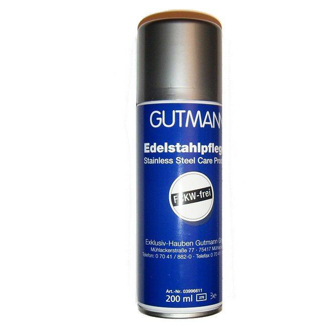 produits d 39 entretien gutmann spray d 39 entretien inox gutmann1 pi ces d tach es pour l. Black Bedroom Furniture Sets. Home Design Ideas