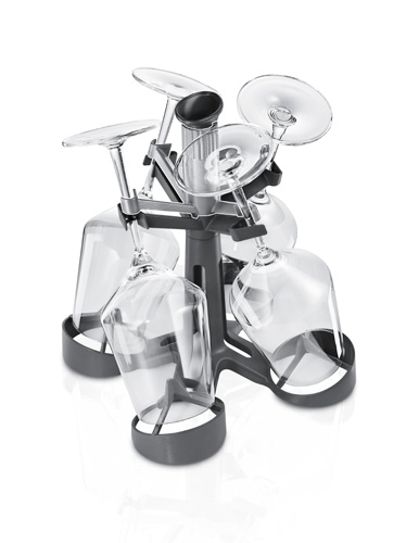 accessoires support verres pied pour lave vaisselle. Black Bedroom Furniture Sets. Home Design Ideas
